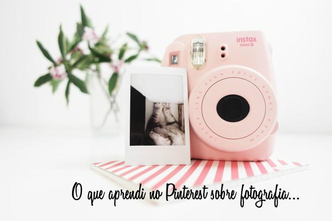 Como fotografar bem para o seu blog