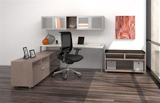 Open Concept Workspace