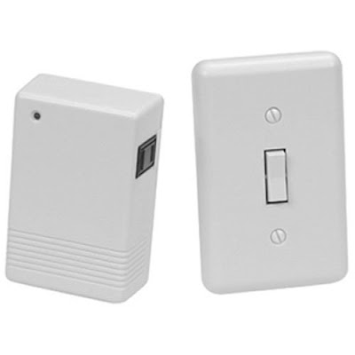 Remote plug and switch