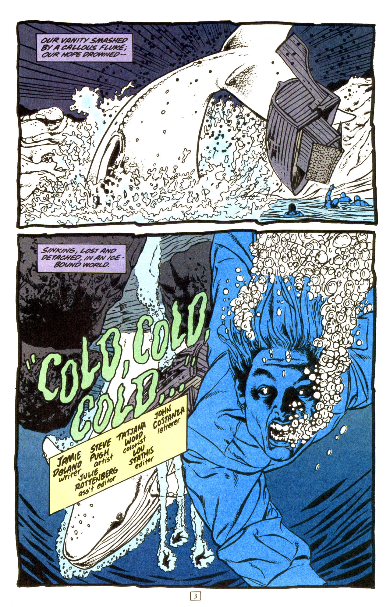Read online Animal Man (1988) comic -  Issue #69 - 4
