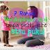 7 Rahsia mendisiplinkan anak tanpa perlu jerit atau pukul