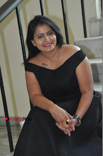 Telugu Actress Swathi Reddy Latest Stills in Black Gown  0081.JPG