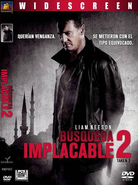 Dvd Release Dates By Month: 2012 Taken 2 Dvdrip Ac3-Nwchd
