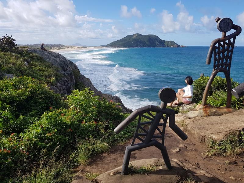 Trilhas e Mirantes de Florianópolis
