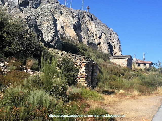 Cripta  Serra da Marofa