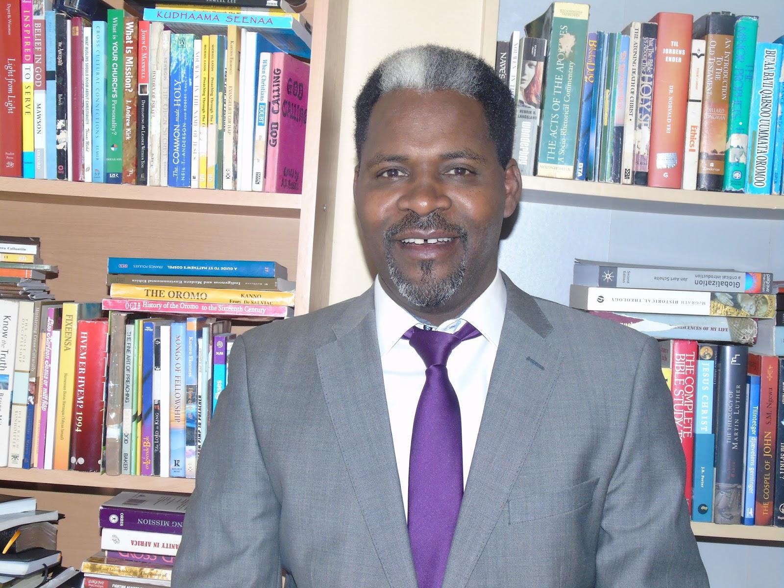 Madda Walaabuu Press: New Book By Oromo Theologian and Intellectual