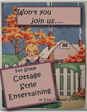 Etsy Cottage Style Entertaining