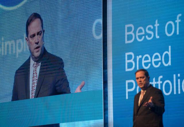 Chuck Robbins, CEO de Cisco Systems
