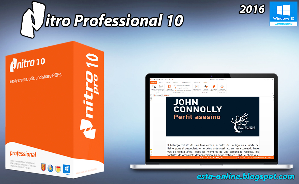 nitro pdf 8 full version
