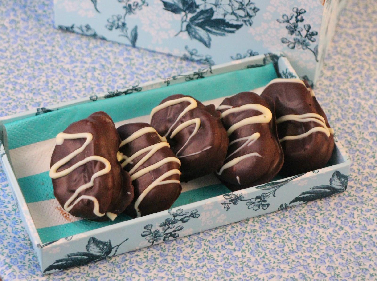 golosinas-de-dulce-de-leche, pretzel-con-chocolate