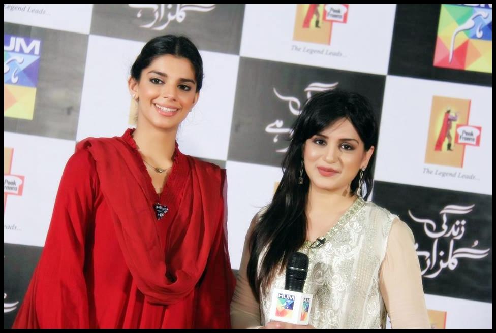 Zindagi Gulzar Hai Last Episode screening Pictures ...