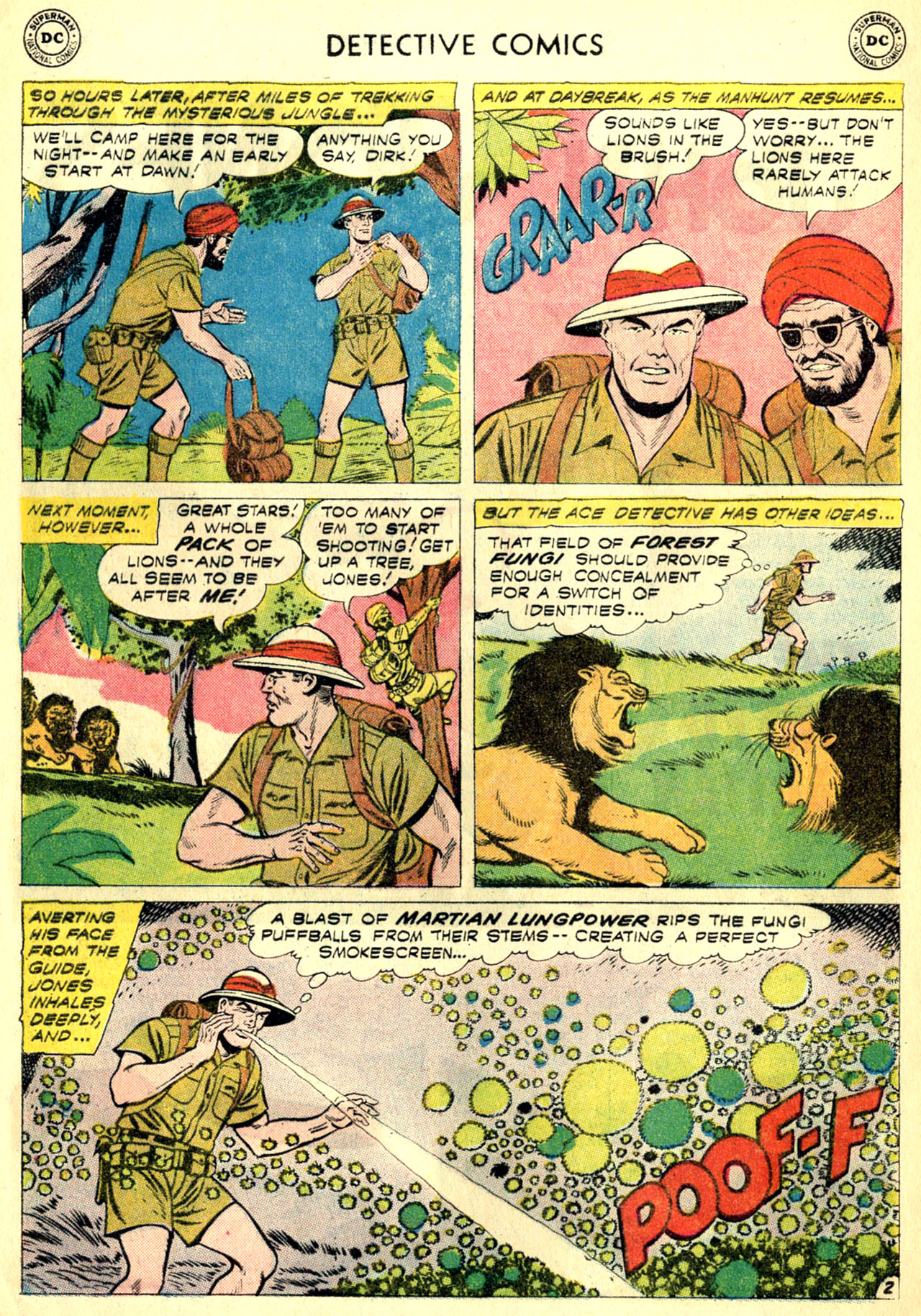 Read online Detective Comics (1937) comic -  Issue #270 - 28