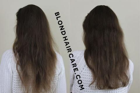 Metamorfoza porowatych włosów Moniki - czytaj dalej »
