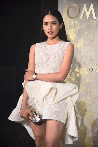 Maudy Ayunda red carpet fashion dresses photo