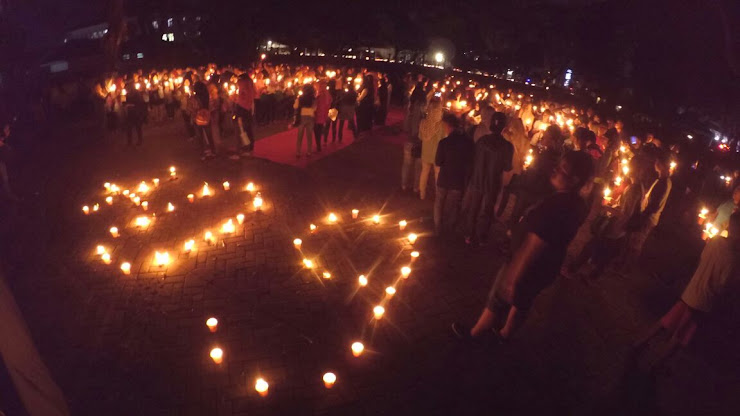 Gambar Event - Earth Hour 2016 Kota Serang