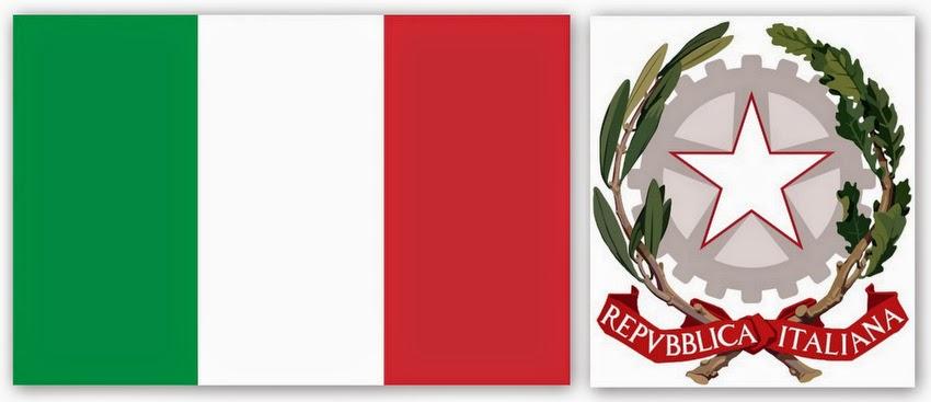 Флаг и герб Италии. Флаг и герб Ватикана