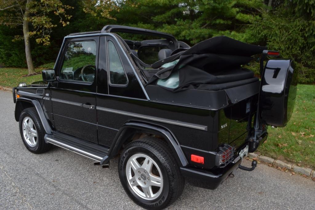 2002 mercedes benz g55 amg cabrio benztuning. Black Bedroom Furniture Sets. Home Design Ideas