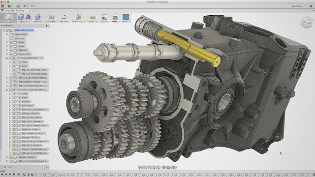 تحميل Autodesk Inventor Professional 2019