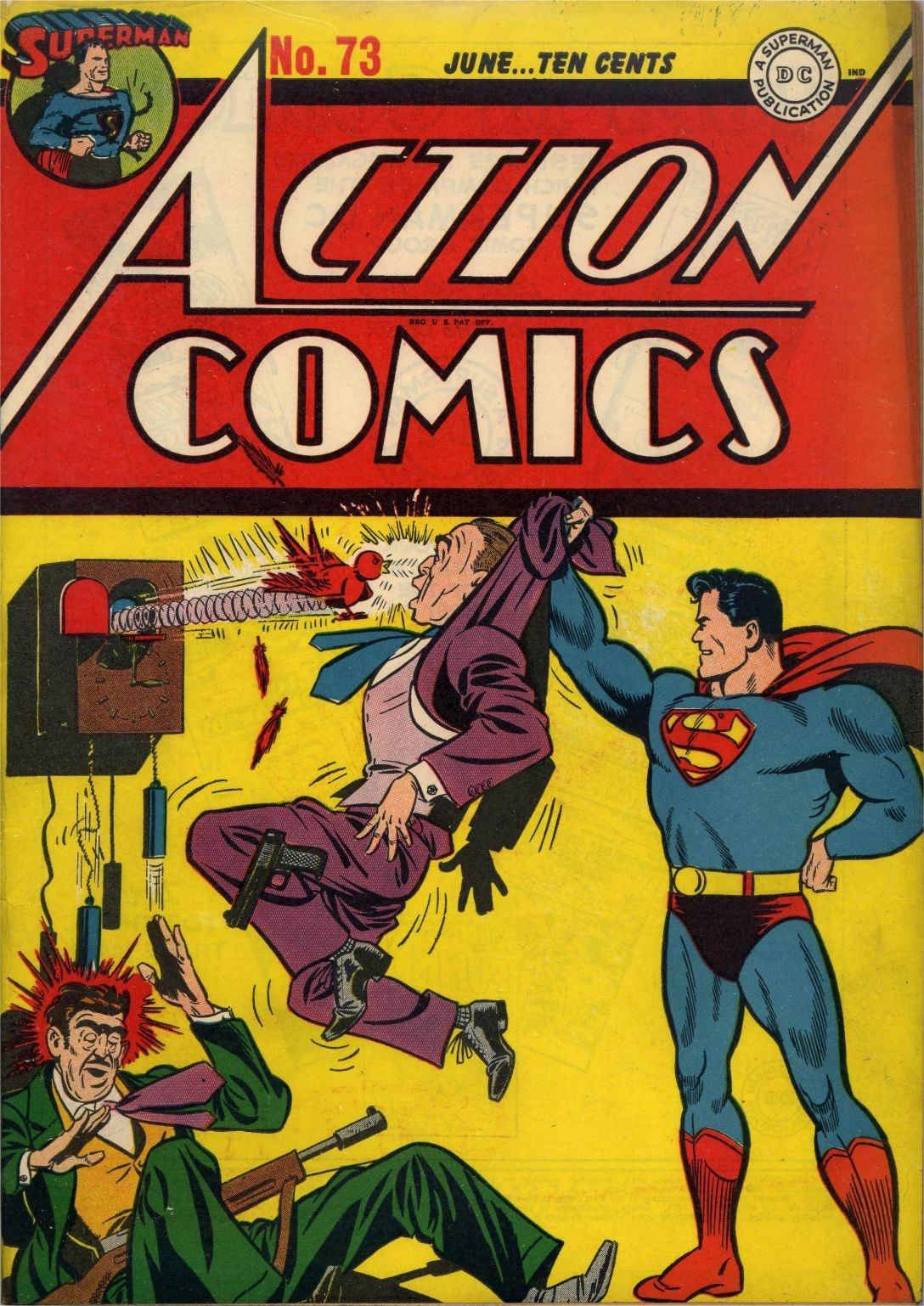 Action Comics (1938) 73 Page 0