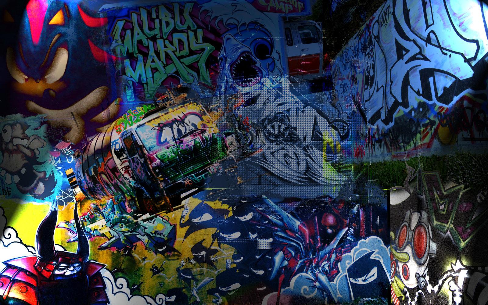 graffiti rebellion underground hip hop street art
