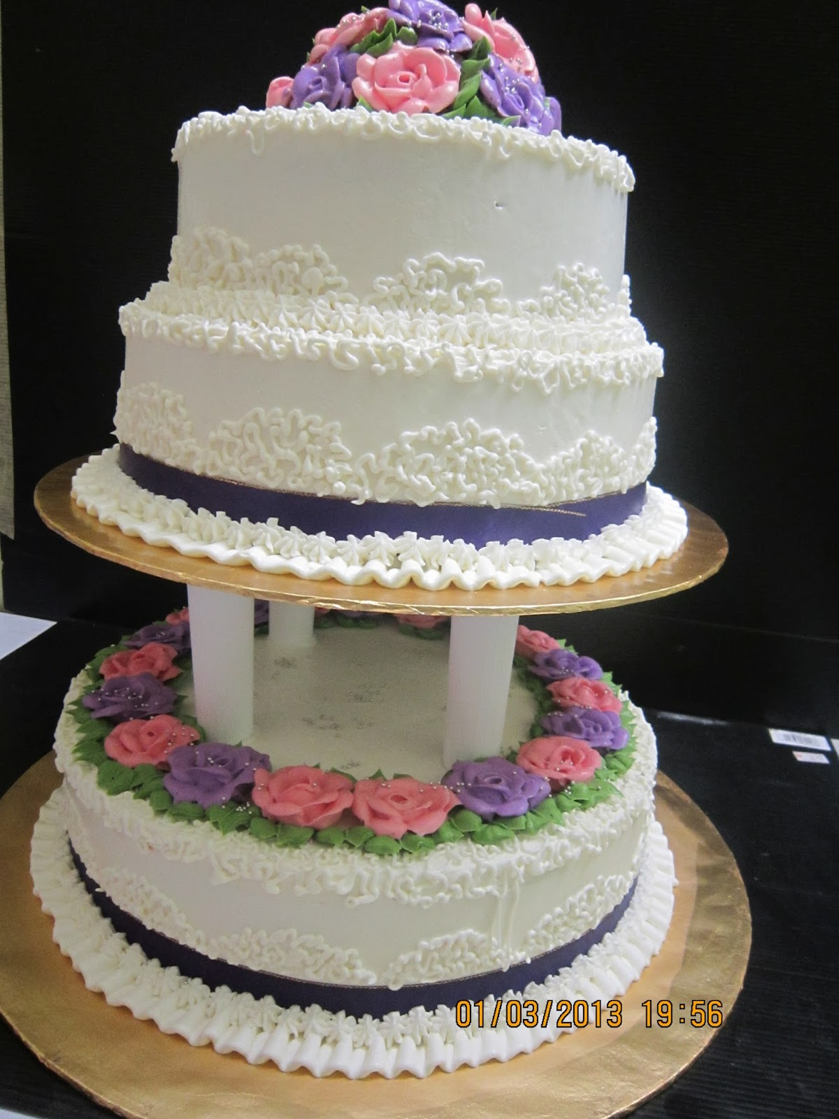 how to make a stacked wedding cake balqisyia s choc shop tier amp stacked wedding cake 15859