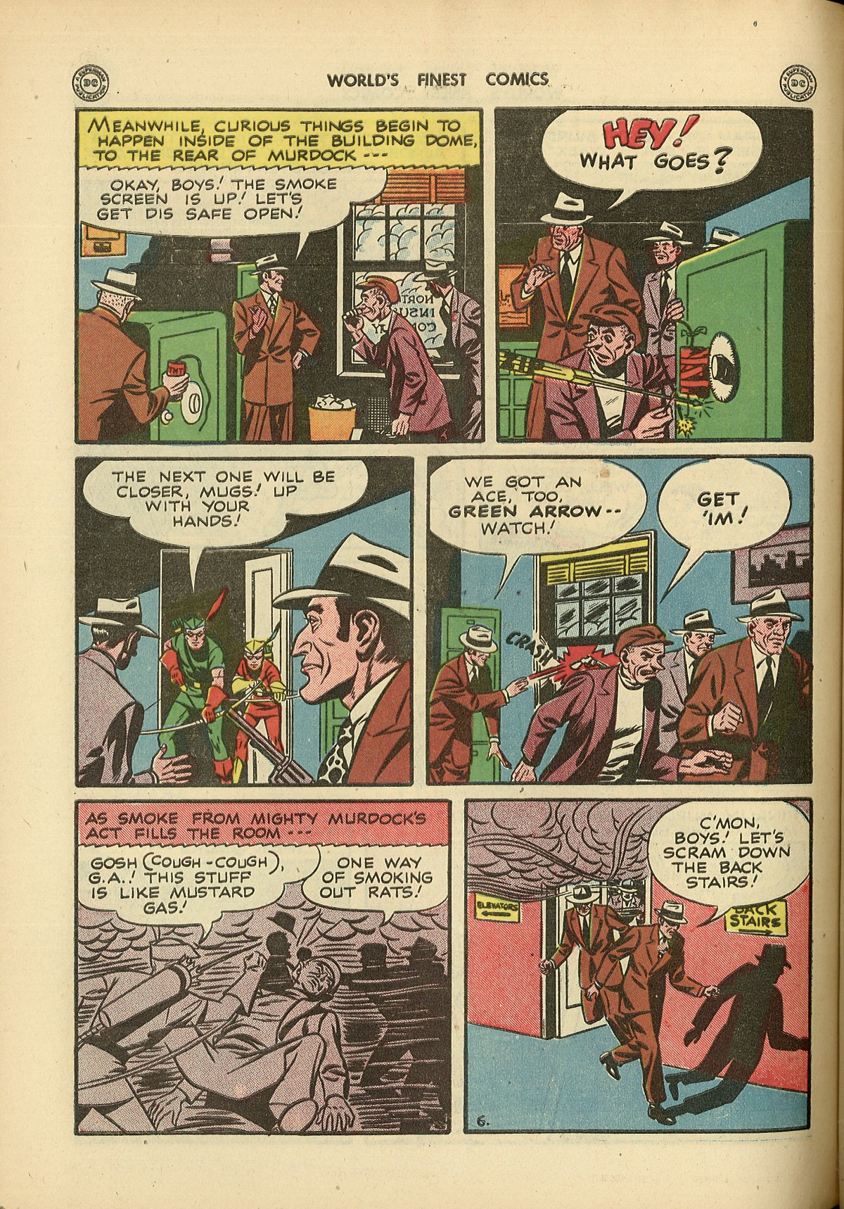 Read online World's Finest Comics comic -  Issue #26 - 56