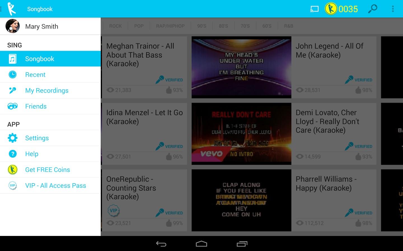 Download Yokee Karaoke Sing Amp Record V21021 Apk Mod VIP