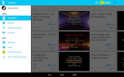 Download Yokee Karaoke Sing & Record v2.1.021 Apk Mod VIP Unlocked