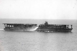 Kapal Induk Jepang