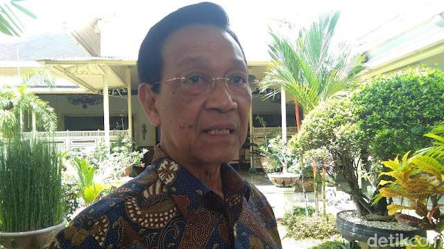 Pertemuan Jokowi dan Sultan HB X di Keraton Yogya Ternyata Bahas Ini