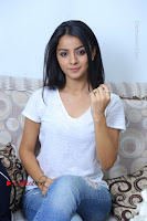 Telugu Actress Mahima Makwana Exclusive Stills in Blue Denim Jeans  0007.JPG
