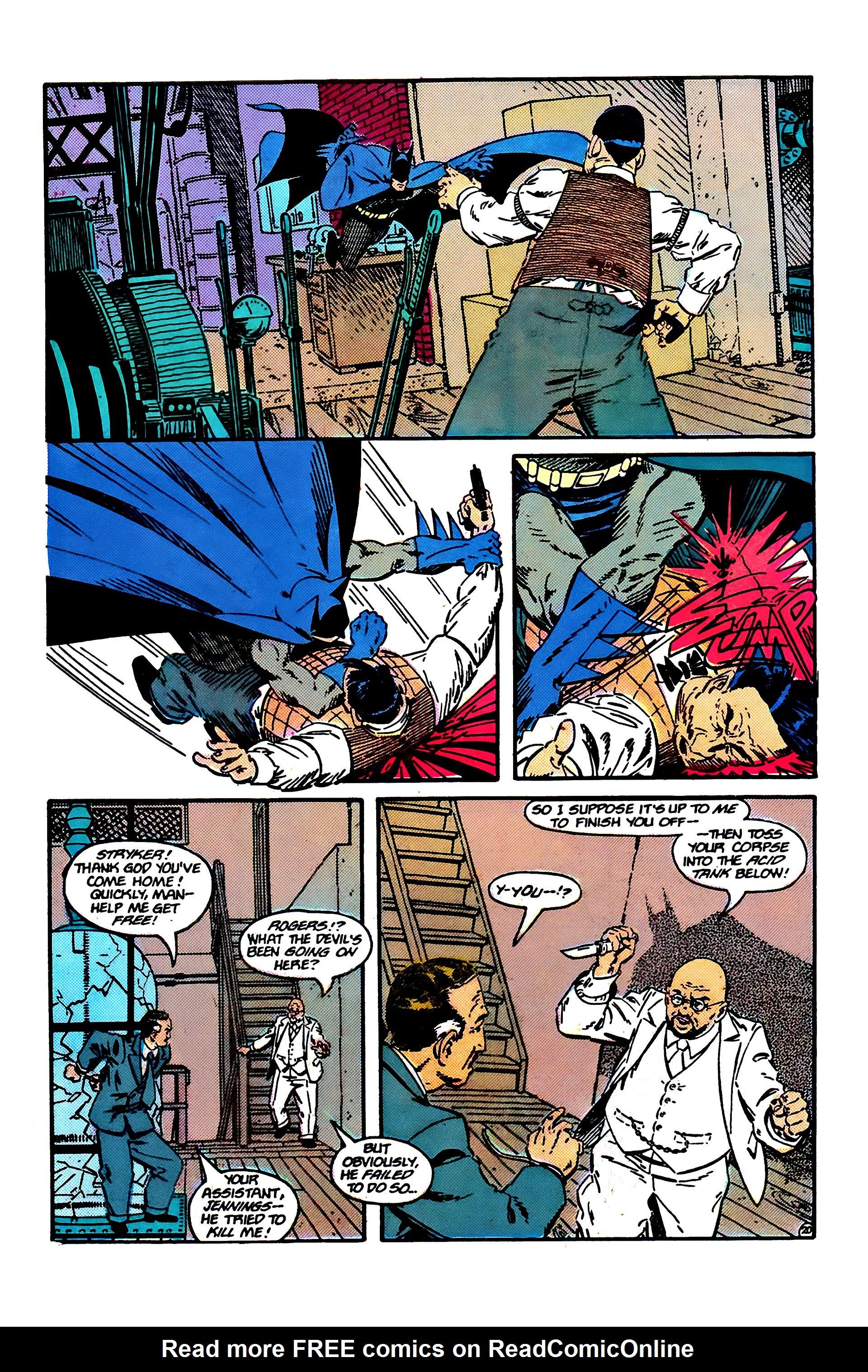 Read online Secret Origins (1986) comic -  Issue #6 - 22