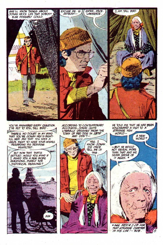 Read online Secret Origins (1986) comic -  Issue #21 - 9