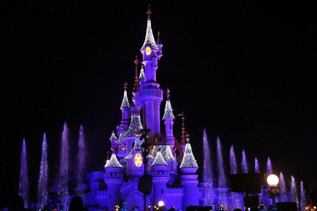 Disney Dreams at Christmas