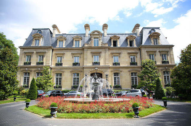 Saint James Paris Relais Chateaux Smith Hotels