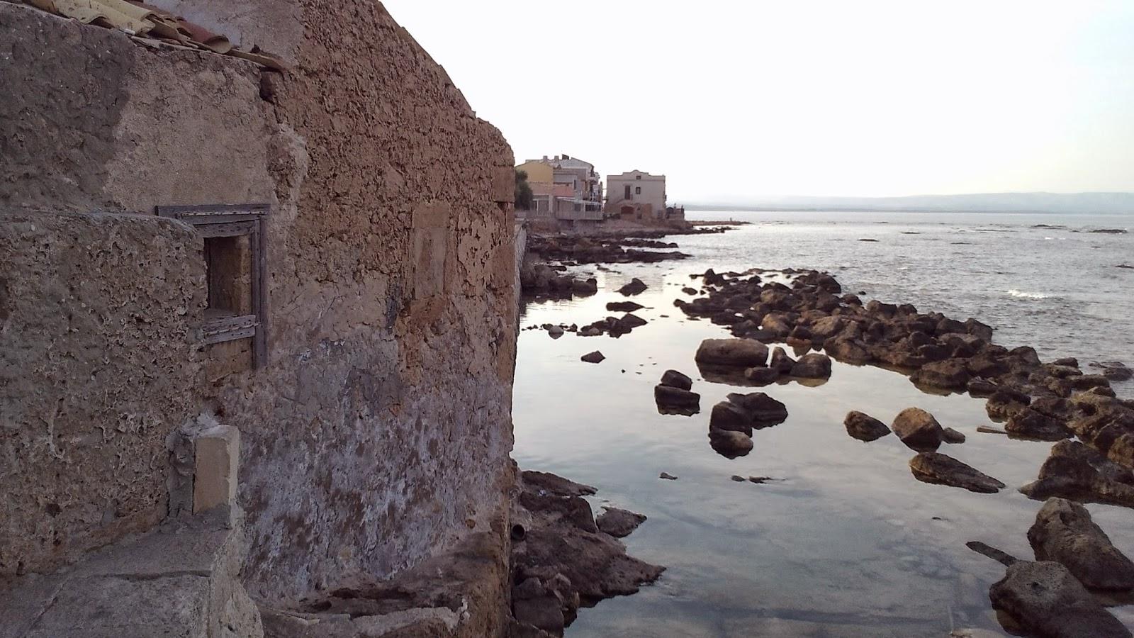 mare sicilia marzamemi