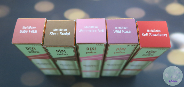 Pixi by Petra 2-In-1 Multibalm | Kat Stays Polished