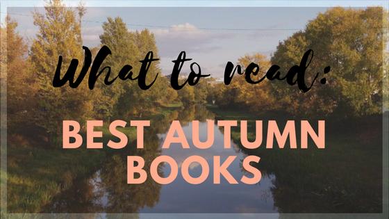Что почитать : лучшие осенние книги