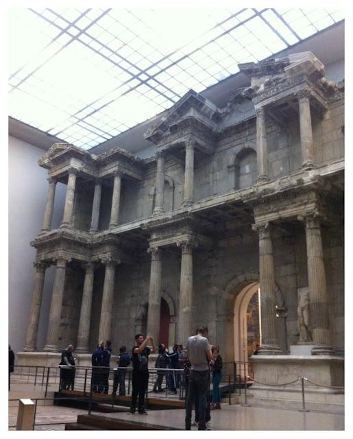 Portão de Mileto, Pergamonmuseum, Berlim