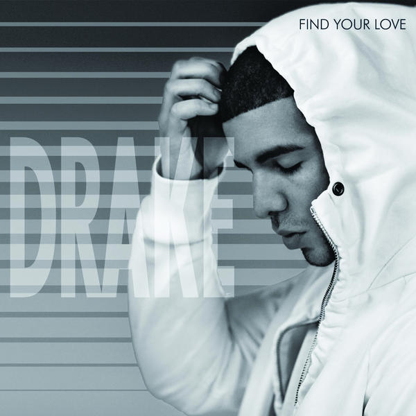 Drake - Find Your Love - Single Cover