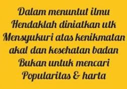 Kumpulan Pepatah Bijak Bahasa Indonesia Lengkap