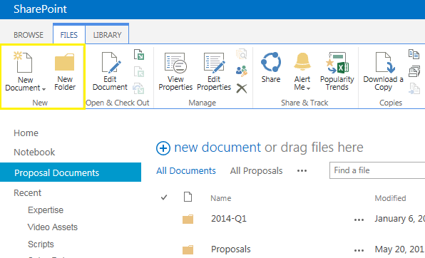 sharepoint 2013 hide upload document