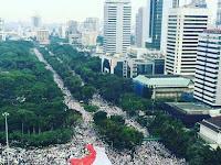 Aksi Bela Islam III, Wajah Muslim Indonesia Sesungguhnya