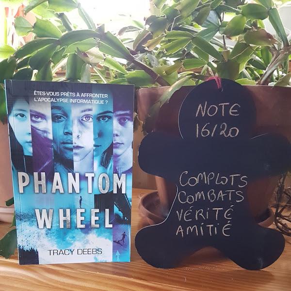 Phantom wheel de Tracy Deebs