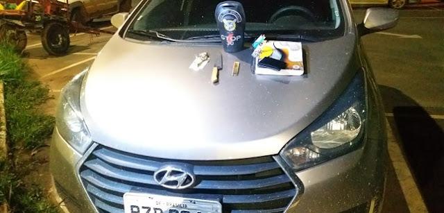 Grupo de WhatsApp ajuda PMDF a localizar carro roubado em Ceilândia