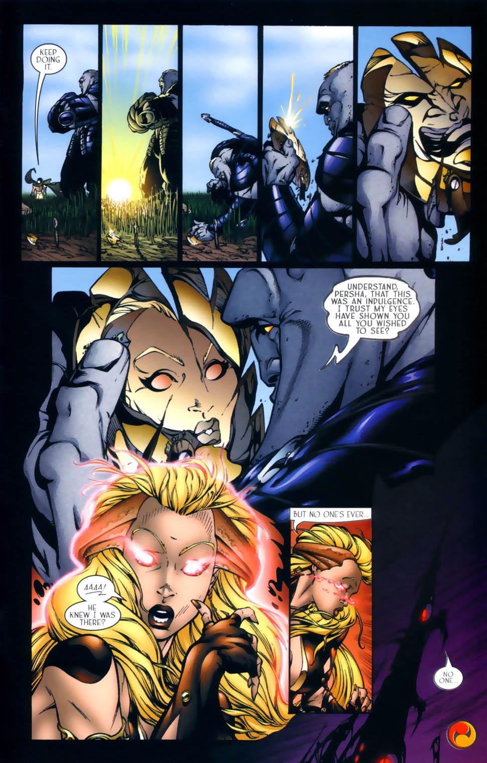 Read online Sigil (2000) comic -  Issue #4 - 32