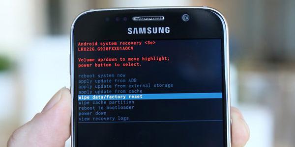 Cara Mudah Factory Reset di Semua HP Android Samsung