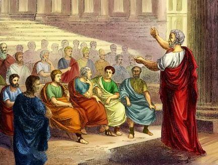 Αποθέωση της Δικανικής Ρητορικής Τέχνης κατά την Αρχαιότητα...