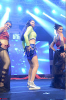 Sunny Leone Dancing on stage At Rogue Movie Audio Music Launch ~  107.JPG