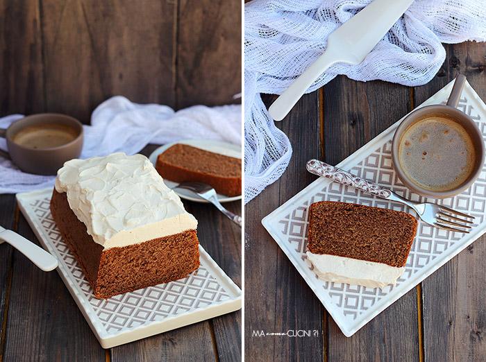 cake all'orzo (fetta)